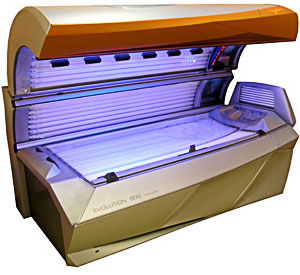 example of phototherapy