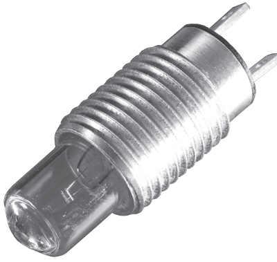 "L8008 1/2"" Krypton Lend end bulb"
