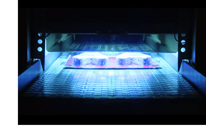 example of uv curing