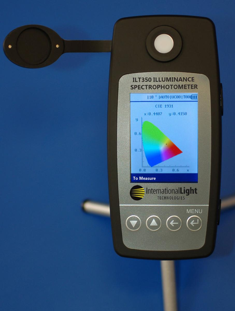 ILT350 Illuminance Spectrophotometer