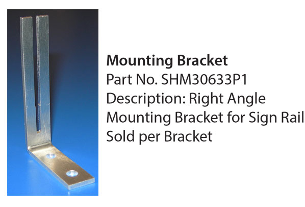 K2 Summit Series Mounting Bracket