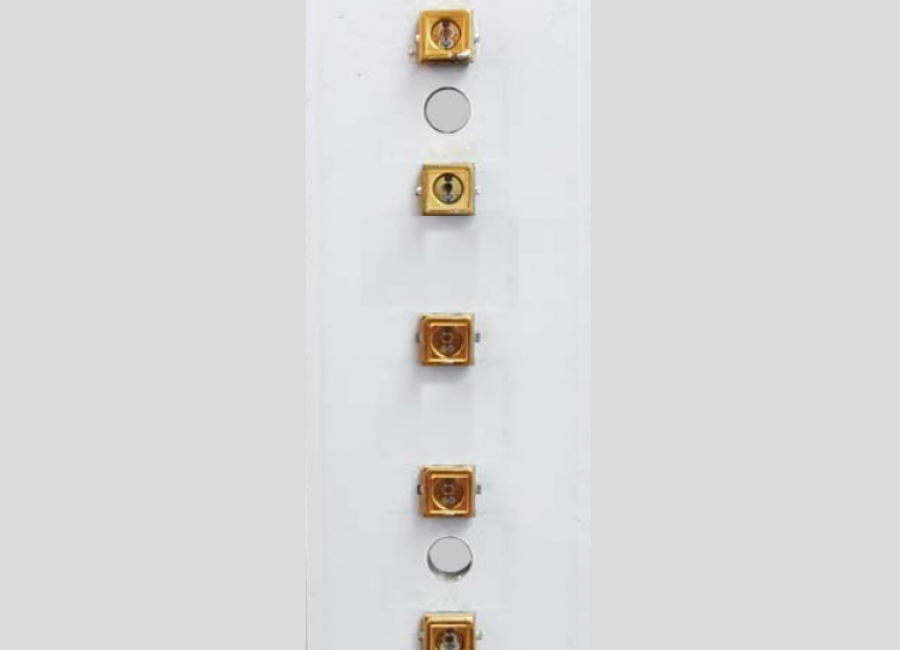 E275-10-S UVC LED Chip on Board for UVGI / Disinfection